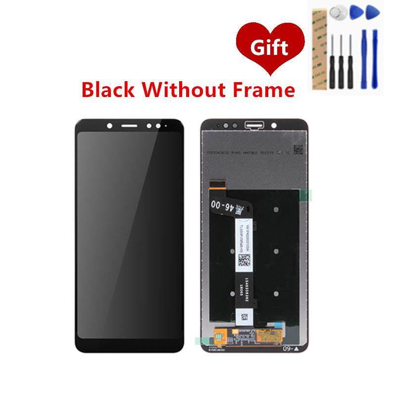 For Xiaomi Redmi Note 5 Pro Note 5 AI Version For Redmi Note 5 Globle Version LCD Display Digitizer Complete LCD Touch Screen Panel Assembly Replacement Spare Parts 5.99 inch
