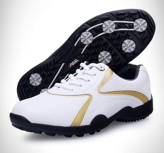 Giày Chơi Golf PGM Chính Hãng Cho Nam, Giày Thể Thao Da Không Thấm Nước giá rẻ
