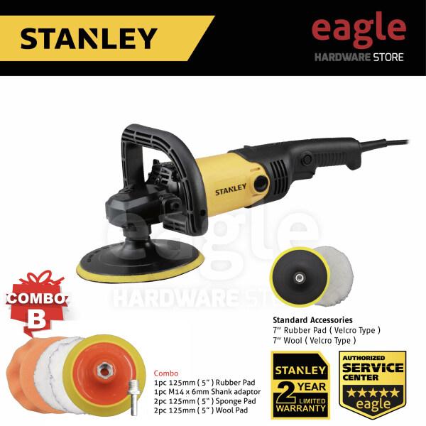 Stanley SP137-XD 180mm ( 7 ) 1300W Polisher ( SP137 )
