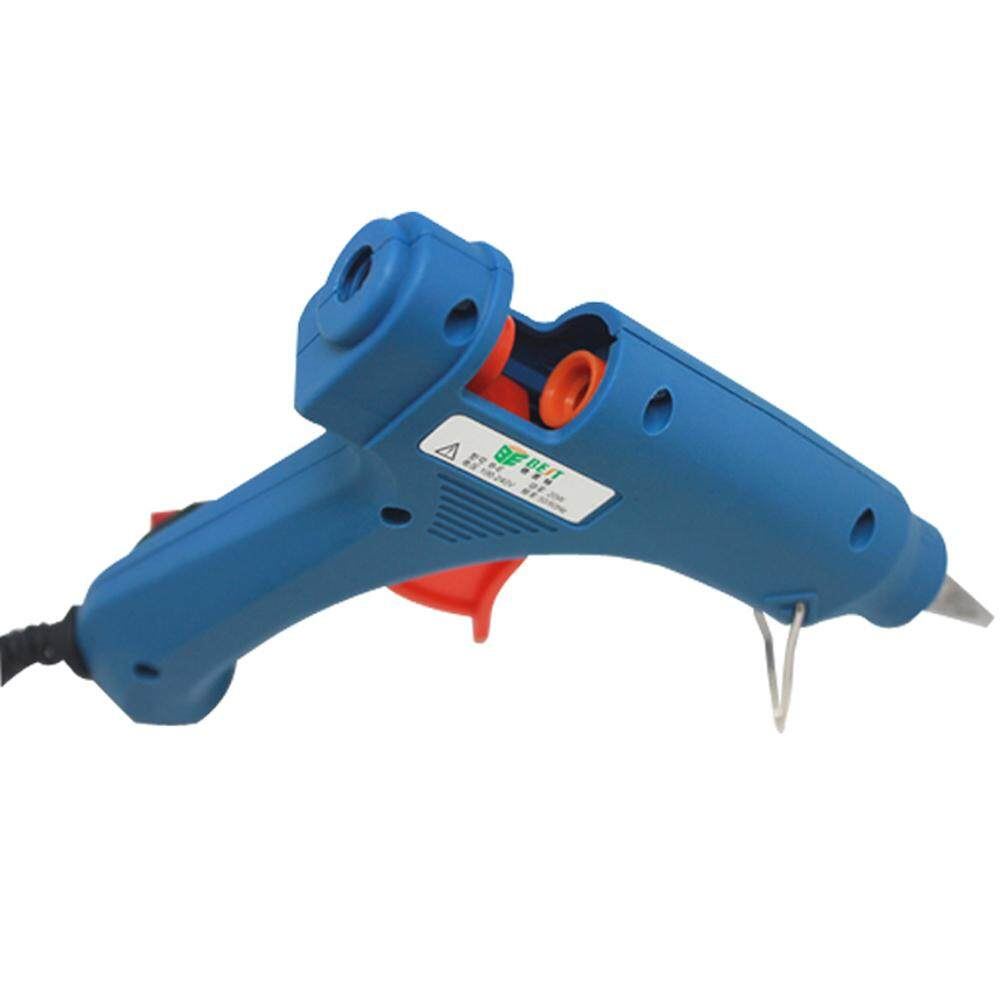 20W Hot Melt Glue Gun With Free 7MM Glue Stick Industrial Mini Guns Thermo Electric Gluegun Heat Temperature Tool