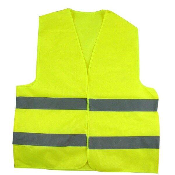 High Visibility Safety Reflective Vest Construction Security Vest Cloth