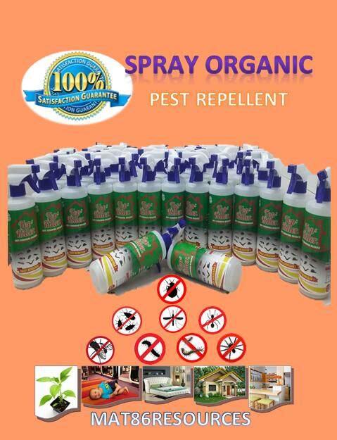 TOP KILLER, Pest Control Hapus Semut / lalat / lipas Racun Serangga Organik 500ml