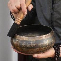 Phật Giáo Âm Thanh Trị Liệu Bát Đồng Tôn Giáo Thủ Công Tây Tạng Hát Bát Nepal Phật Giáo Tây Tạng Tụng Kinh Yoga Thiền Bát