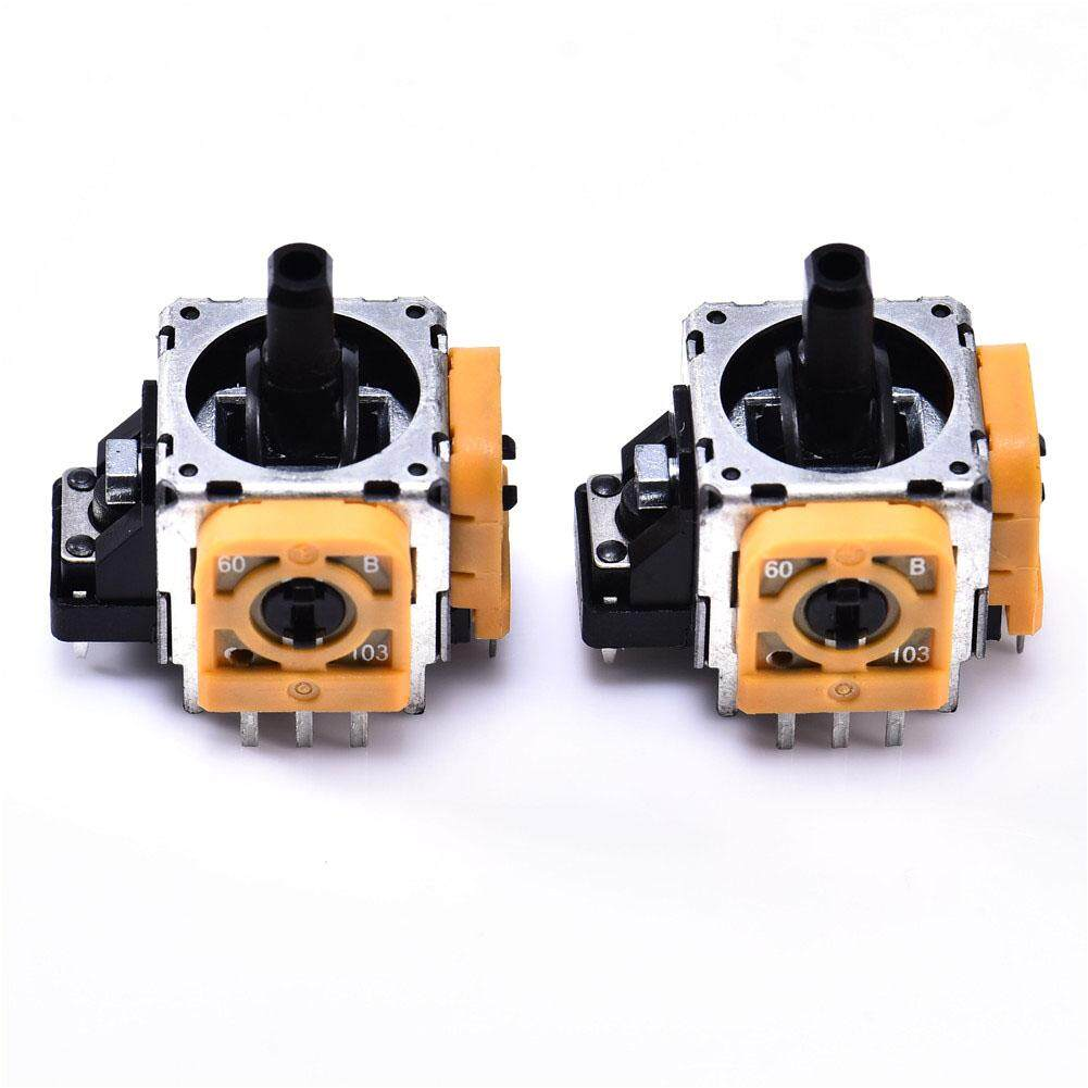 Joystick 3d Analog Stick Sensor 3d Steering Remote Sensing Assembly Analog Stick Sensor 2pcs/lot For Ps4 Controller By Baoxuhouse.