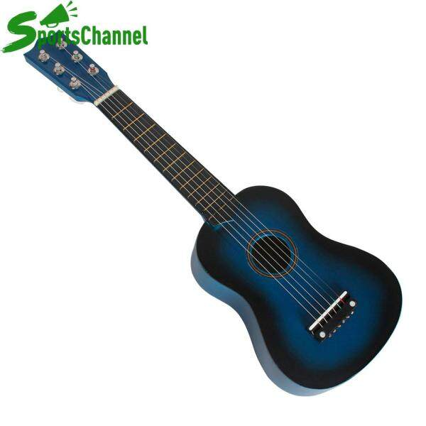 21 inch 6 Strings Ukulele Mini Guitar Musical Instrument Kids Beginners Toy Malaysia