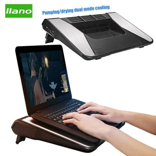 Iiano Laptop Cooling Pad Adjustable Stand Laptop Ventilation Usb Computer Stand Notebook Cooler Portable Laptop For 15 17 Inches Malaysia