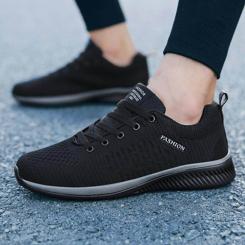 2e89f261bfe0 Fashion Men Casual Sneakers Shoes Ourdoor Sports Breathable Running Shoes