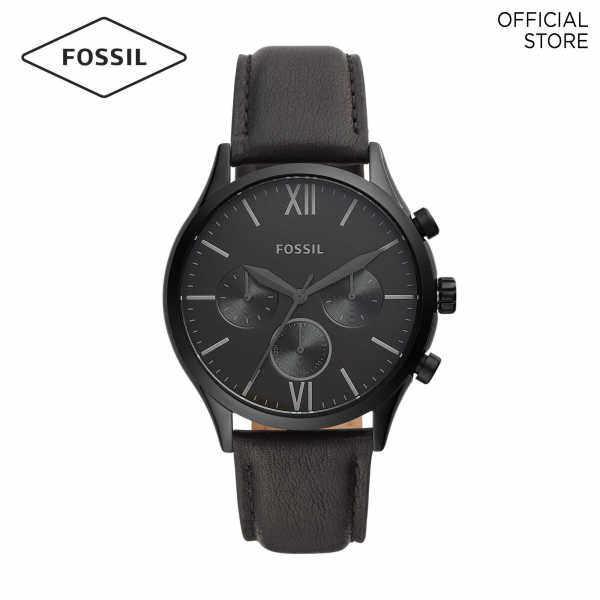 Fossil Fenmore Black Watch BQ2364 Malaysia