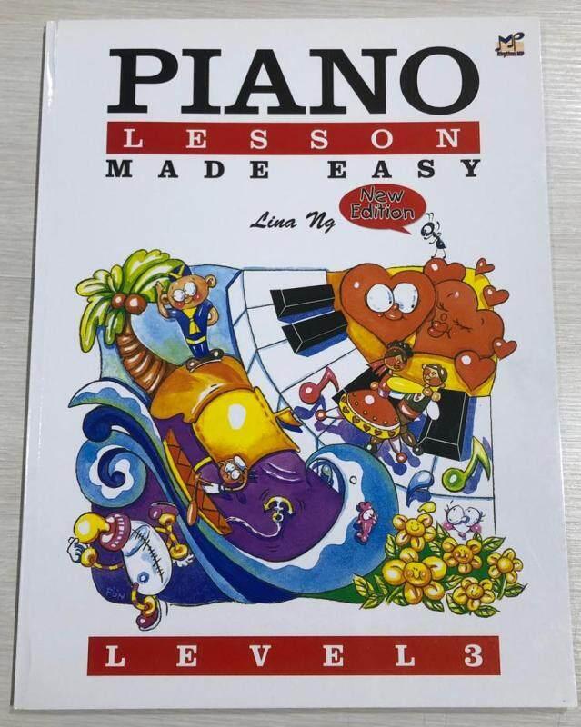 Piano Lesson Made Easy Lina Ng Level 3 Malaysia