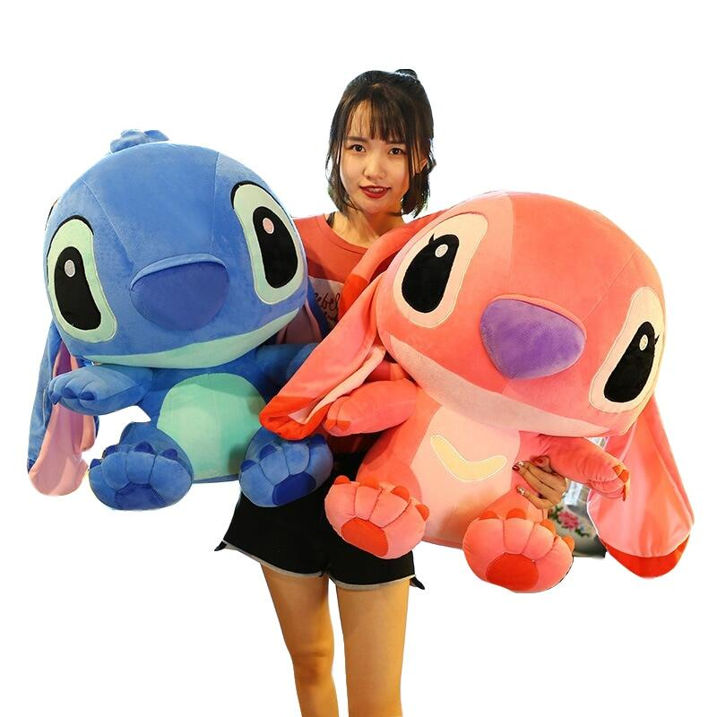 Flounder Stuffed Animal, 35 65cm Cartoon Lilo Stitch Plush Toys Giant Stitch Doll Children Stuffed Toy For Baby Children Kid Gifts Birthday Christmas Lazada Ph