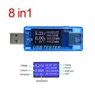 Máy Kiểm Tra USB Kỹ Thuật Số 0-150W Sạc 1 Cái Điện Áp LED DC4-30V Đo Lường Thiết Thực Công Nghiệp thumbnail