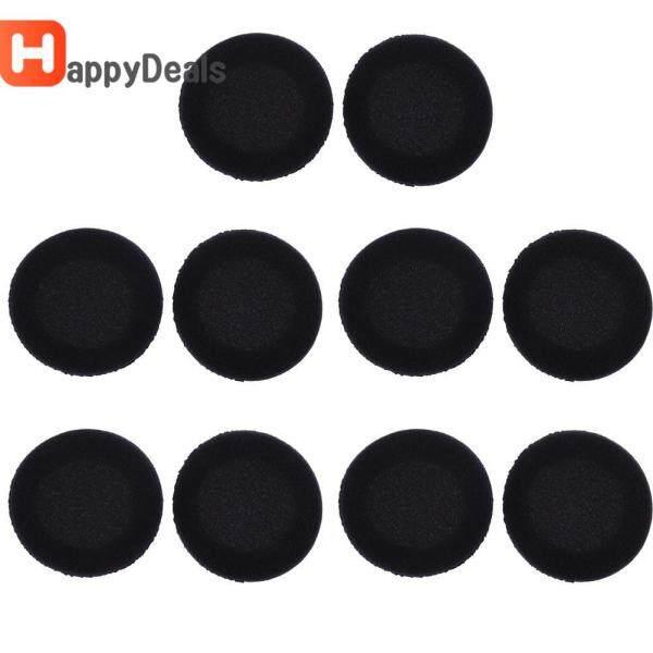 Happydeals 10 x 55mm Foam Pads Ear Pad Sponge Earpad Headphone Cover For Headset 2.15\ Singapore