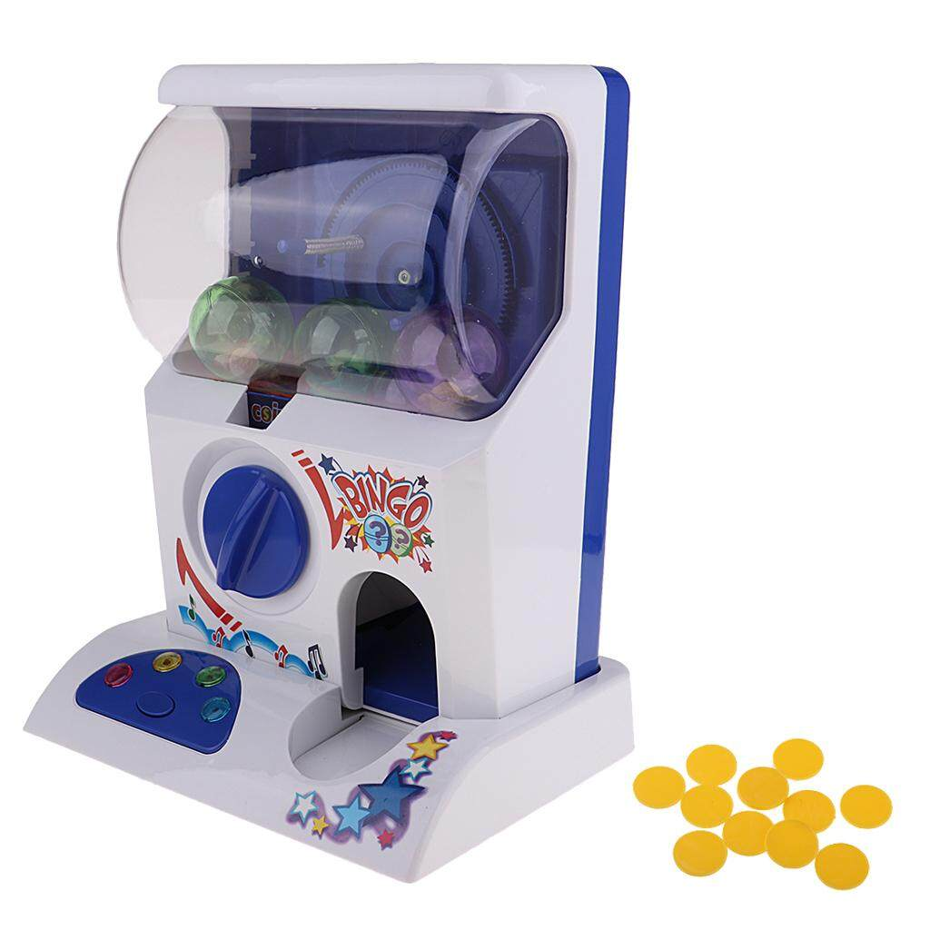 Kesoto Home Electronic Capsule Toy Machine With Led Lights & Music For Boys & Girls By Kesoto.