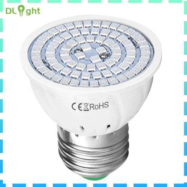E27 Đèn LED Trồng Cây Bóng Đèn Trồng Cây Giống Hoa Thủy Canh Trong Nhà