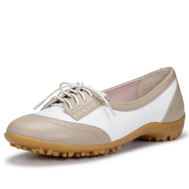 Giày Chơi Golf Nữ Cho Nữ Và Nữ, Giày Thể Thao Để Chơi Golf; Thoải Mái, Chống Trượt, Không Thấm Nước Và Nhẹ giá rẻ