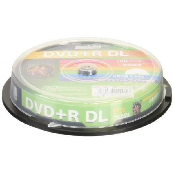 HI-DISC Data DVD+R HDD+R85HP10 (DL/8 times speed/10 sheets)