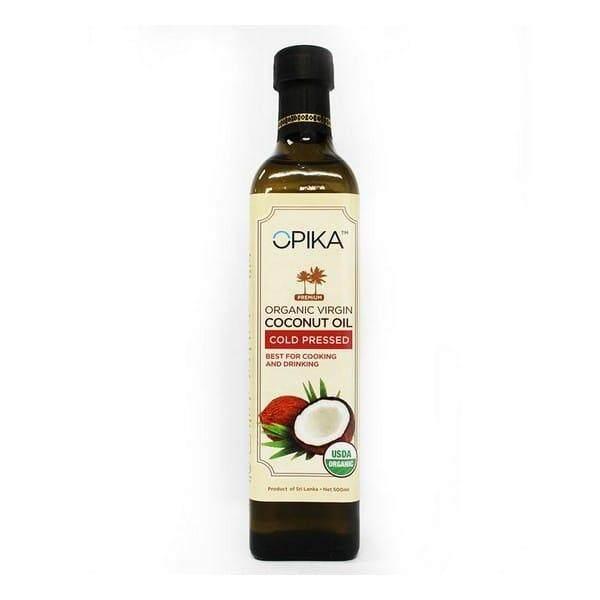 Opika Org Coconut Oil - 500ml