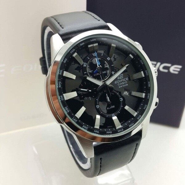 Special Promotion VALUED MARKET Casio_Edifice Efr_Leather Strap Watch For Men Malaysia