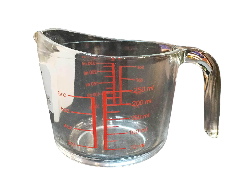 MEASUREMENT JUG GLASS