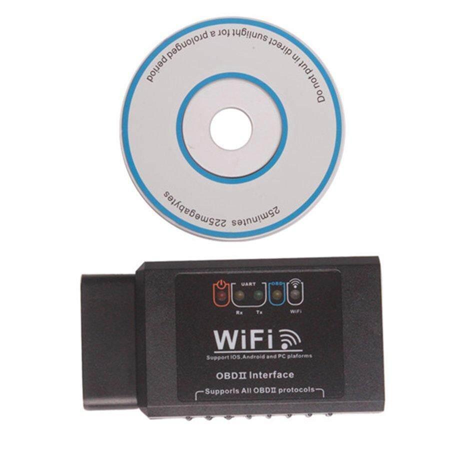 R-TRIP Wifi Xe Hơi OBD2 Công Cụ Chẩn Đoán Máy Quét Mã dành cho IOS và Android PC