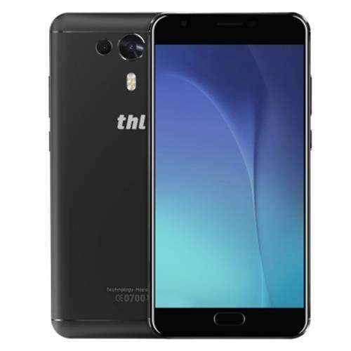 THL KNIGHT 1 4G PHABLET 5.5 INCH ANDROID 7.0 MTK6750T 1.5GHZ OCTA CORE 3GB RAM 32GB ROM 13.0MP + 2.0MP DUAL REAR CAMERAS FINGERPRINT SCANNER HOTKNOT (BLACK)