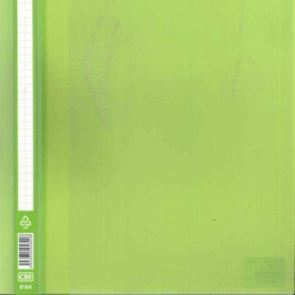 CBE 818A Managemen File With Pocket ( A4 )