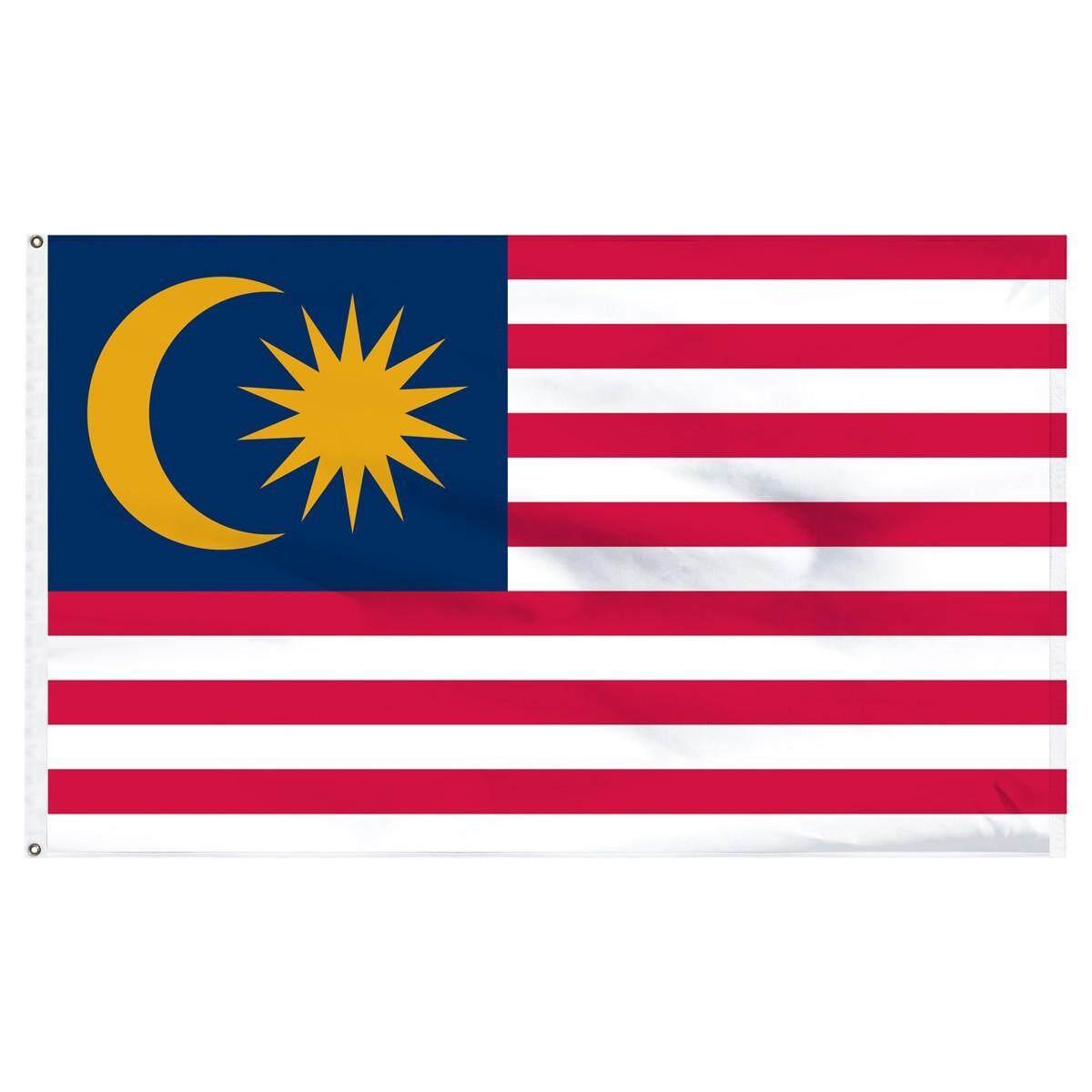 90 * 150cm MY MYS Malaysia Flag Decoration