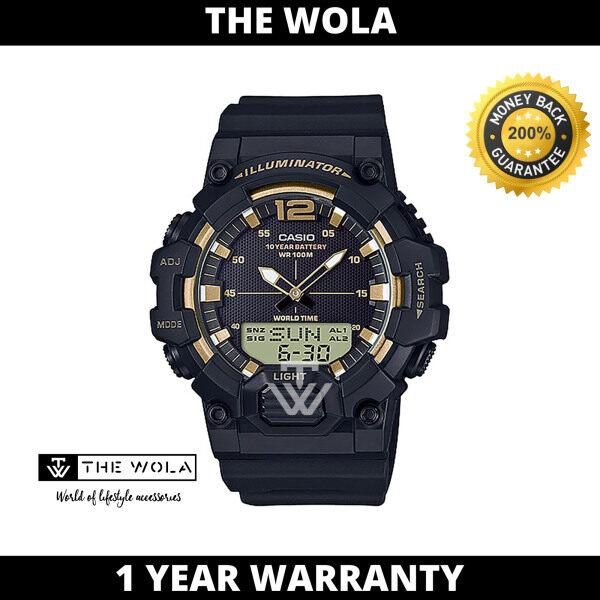 (100% Original CASIO) CASIO Men Casual Watch HDC-700-9AVDF (watch for man / jam tangan lelaki / Casio watch for men / Casio watch / men watch / watch for men) Malaysia