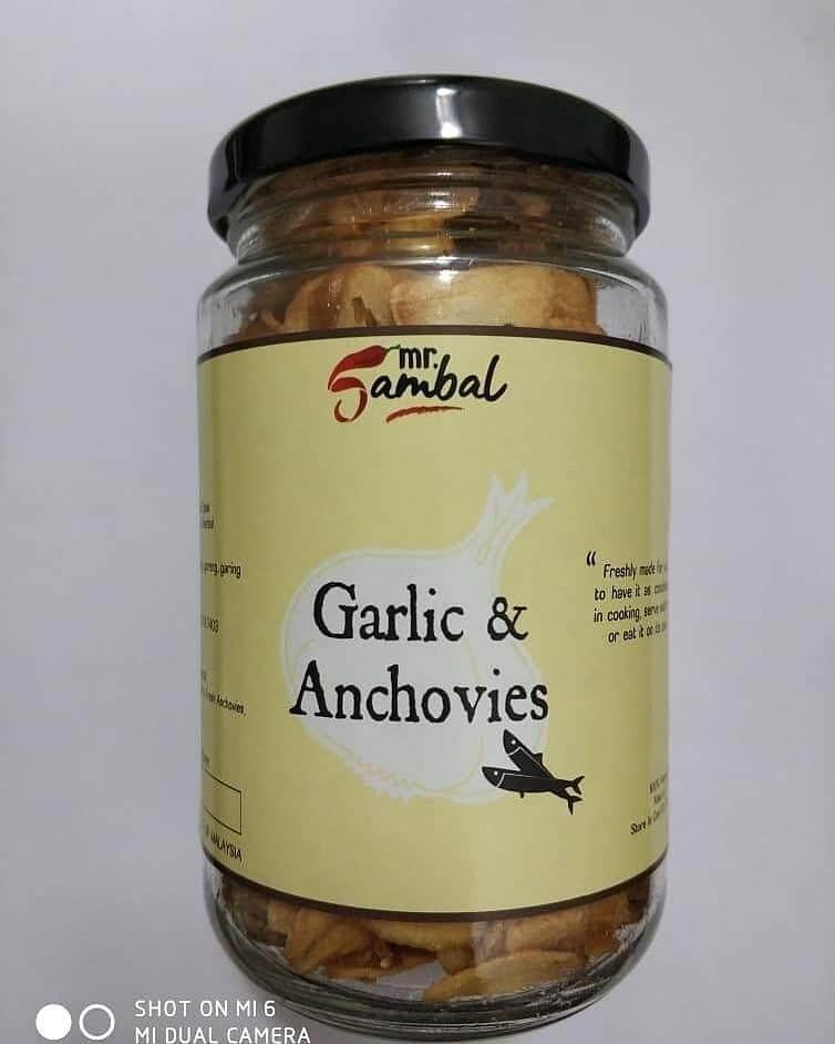 End Year Sales 2019!!! Garlic with Anchovies (Original)