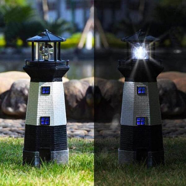 Hot Bán Năng Lượng Mặt Trời Đèn Hiệu, Đèn LED Cảm Biến Xoay Ngoài Trời Vườn Trang Trí Sân Ánh Sáng Cảnh Quan (Hàng Có Sẵn Giao Hàng Nhanh)