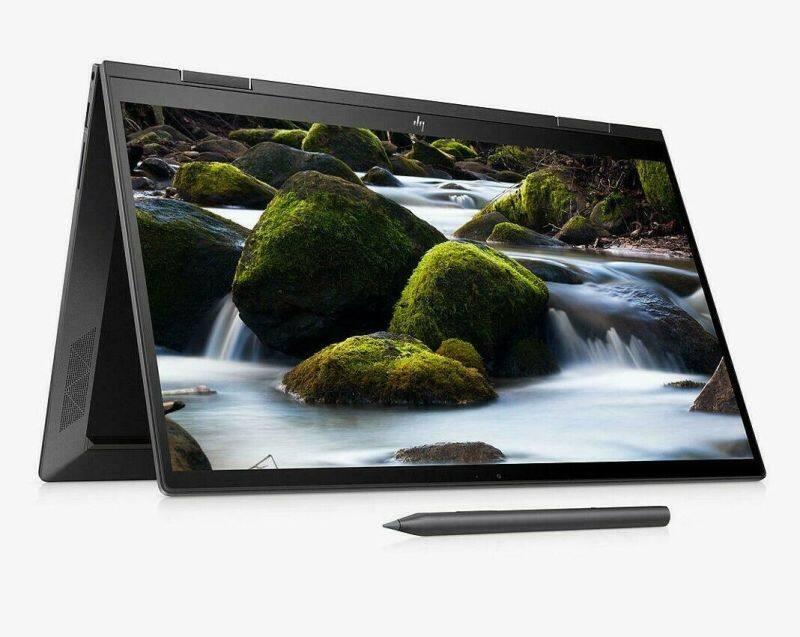 HP ENVY x360 Convertible Touchscreen Laptop AMD Ryzen 7 4700U 16GB RAM 512GB SSD Malaysia