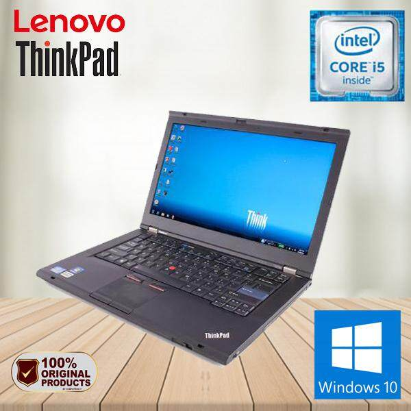 LENOVO THINKPAD T420 CORE I5/ 4GB/ 500GB STORAGE/ WINDOW 10 PRO [1 YEAR WARRANTY] Malaysia
