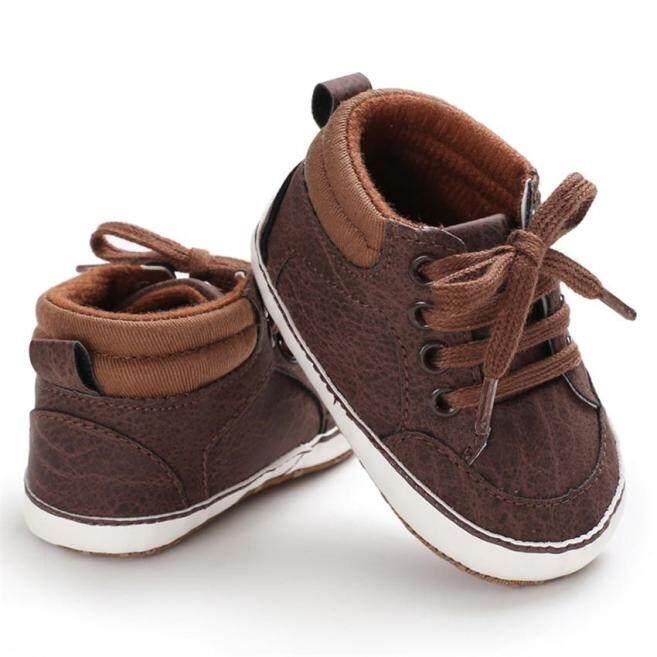 Giày Tập Đi Cho Bé Trai FZTZ0042, Chống Trượt, Kiểu Dáng Thể Thao, Dành Cho Bé Từ 0-1 Tuổi giá rẻ