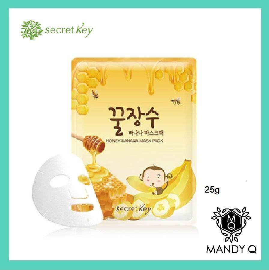 Secret Key Beauty Products For The Best Price In Malaysia Treatment Cream 50gr Honey Banana Mask Pack 25g X 12sheet
