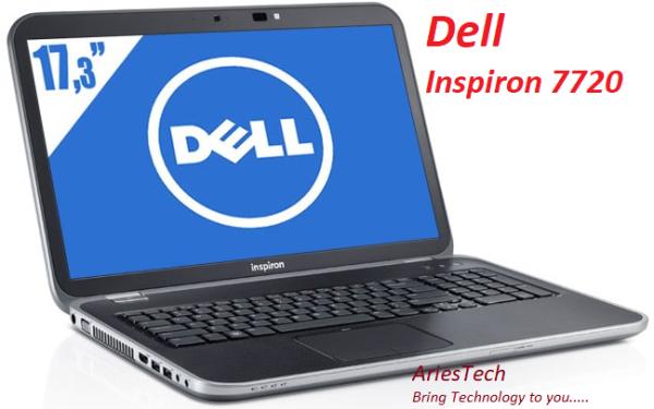 Dell 17 inch Laptop Intel Core i7 Notebook intel Core i7 Laptop DELL INSPIRON 7720 17 Notebook Used Malaysia