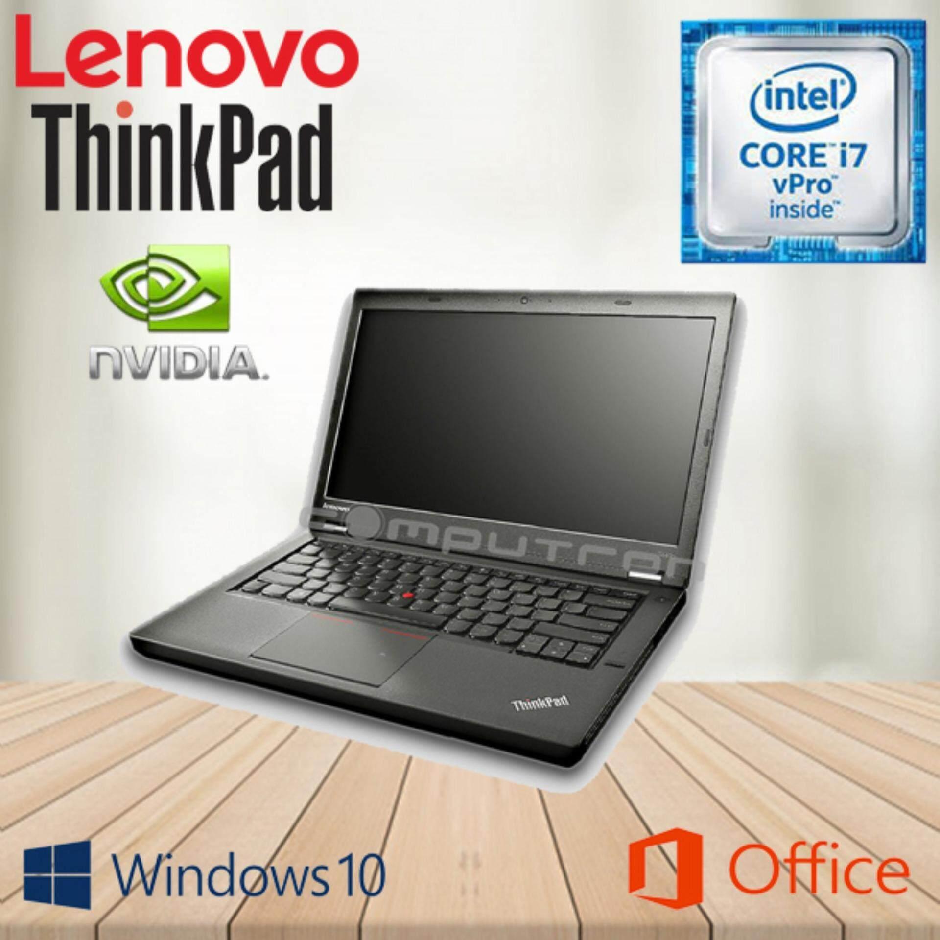 LENOVO THINKPAD T440P CORE I7 V-PRO /8GB/1TB/ NVIDIA GEFORCE GT730 [ 1 YEAR  WARRANTY ] [ LAPTOP ]