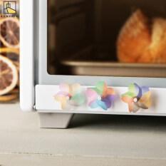 Dòng Cối Xay Gió BANFANG Miếng Dán Nam Châm Tủ Lạnh Mini 3D, Nam Châm Trang Trí Tủ Lạnh Hoạt Hình Dễ Thương Sáng Tạo