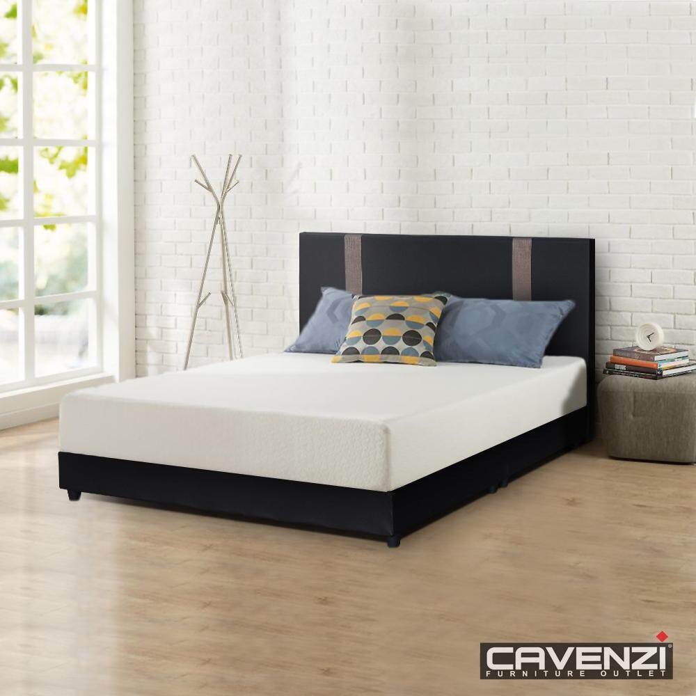 Cavenzi Emilio Divan (queen Size Divan) By Cavenzi Furniture Outlet.