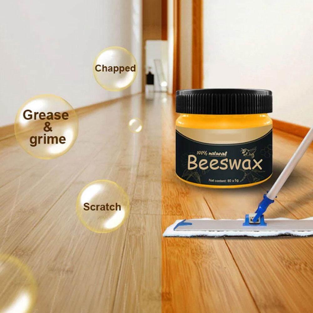OEM Beeswax Furniture Care Polishing Waterproof Wear-resistant Wax Floor Wax Wood Seasoning Beewax