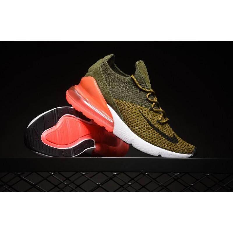 สอนใช้งาน  สิงห์บุรี NIKE_original_Air_Max_270 half palm cushion running shoes for men and women Size: 36-45 popular selling