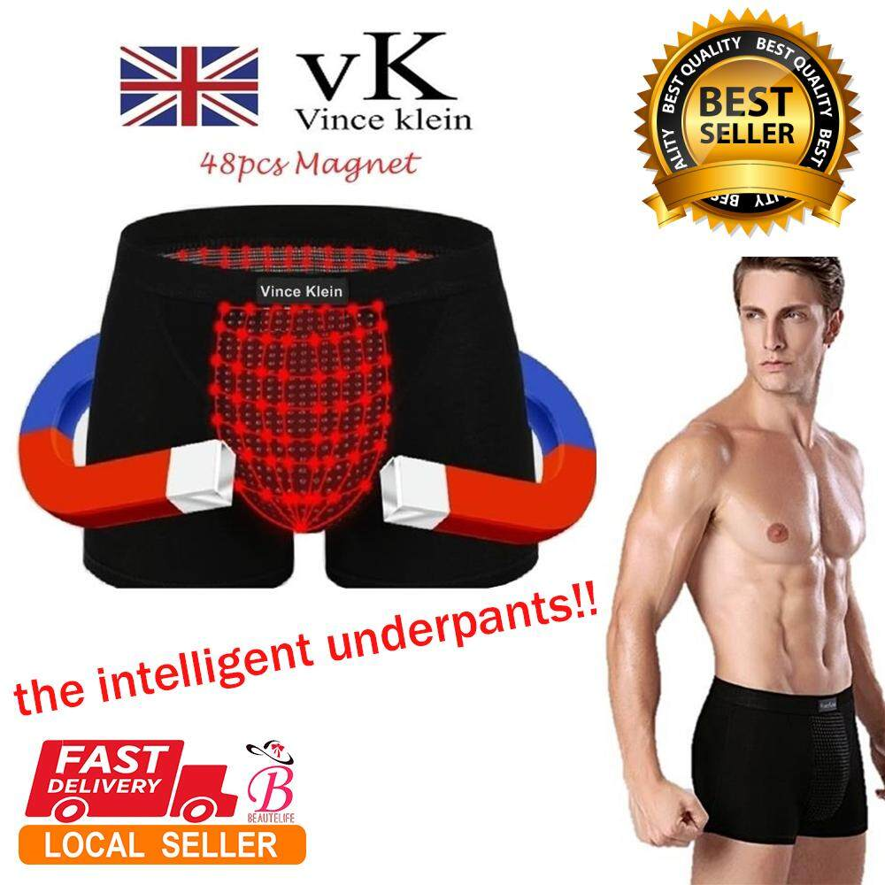 a9070cb473e2 Vince Klein Magnetic Men Underwear Boxer Briefs Health Care