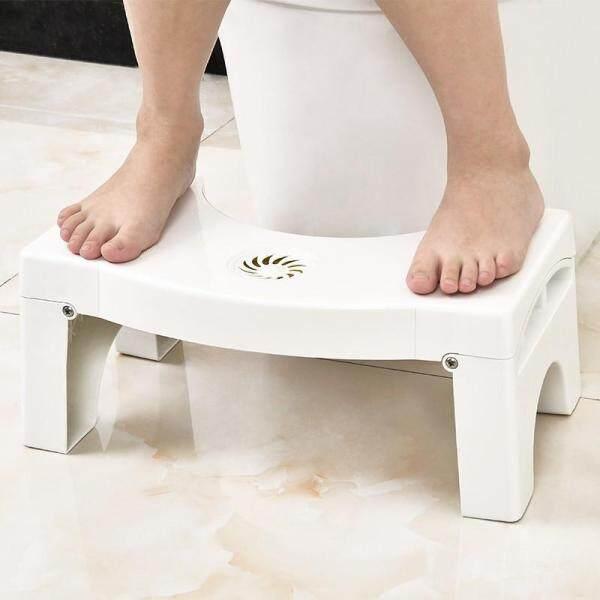 Folding Squatting Stool Baby Toilet Bathroom Chair Kids Toilet Training Potties Seats