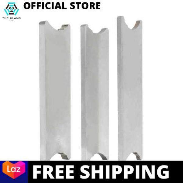 [LAZCHOICE] 3pcs Practical White Steel Orchestra Maintenance Tool Wind Instrument Accessory Clarinet Repairing Tools Kit (Standard) Malaysia