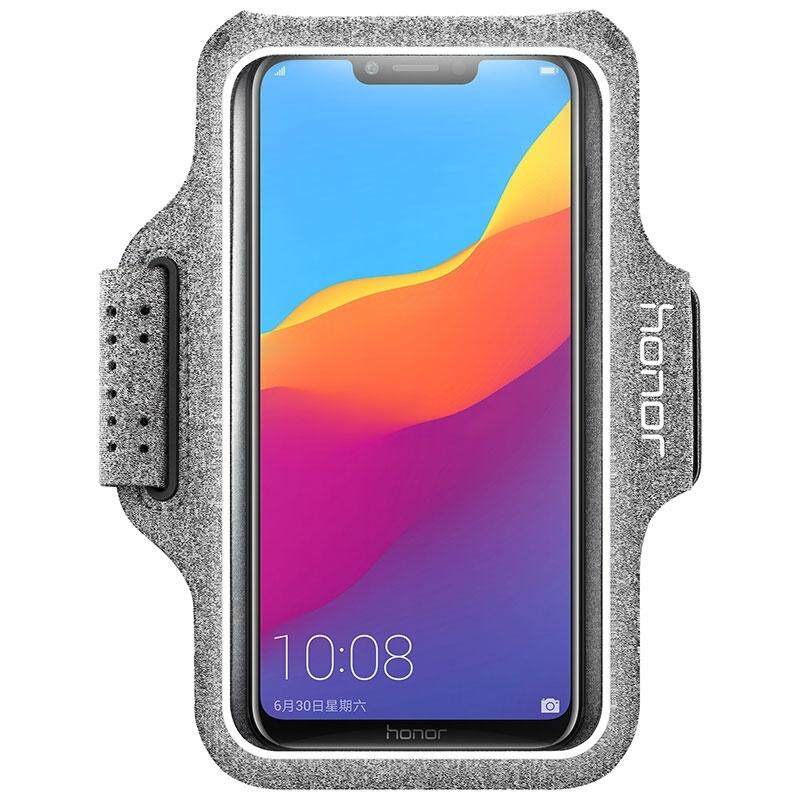 Honor Universal Sport Armband Case For Smartphones 5.2~6.0 Inch (grey) By Diylooks.