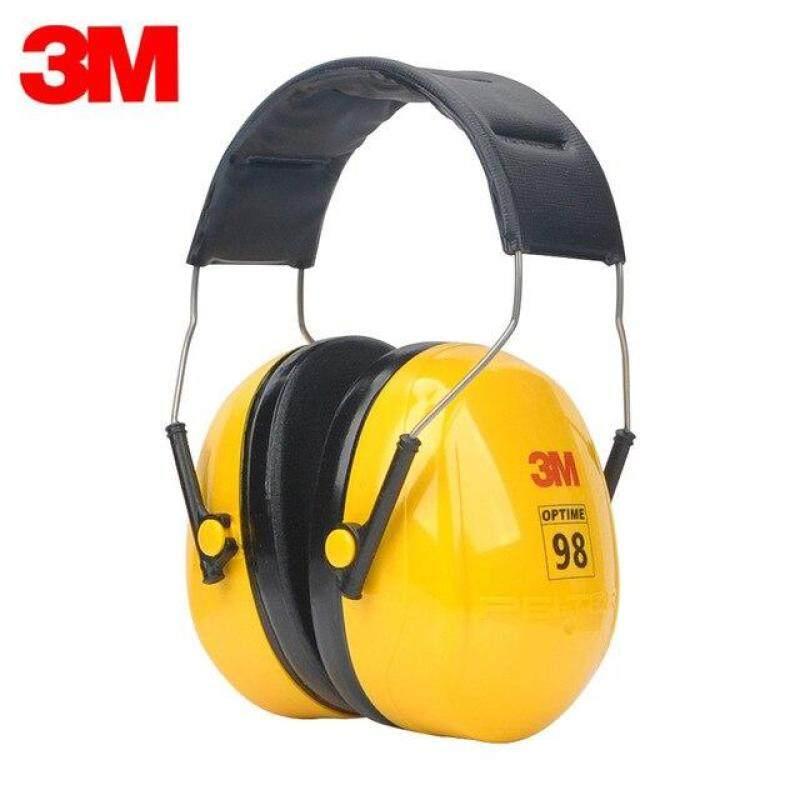 3M H9A PELTOR OPTIME 98 SERIES Over-The-Head Earmuffs