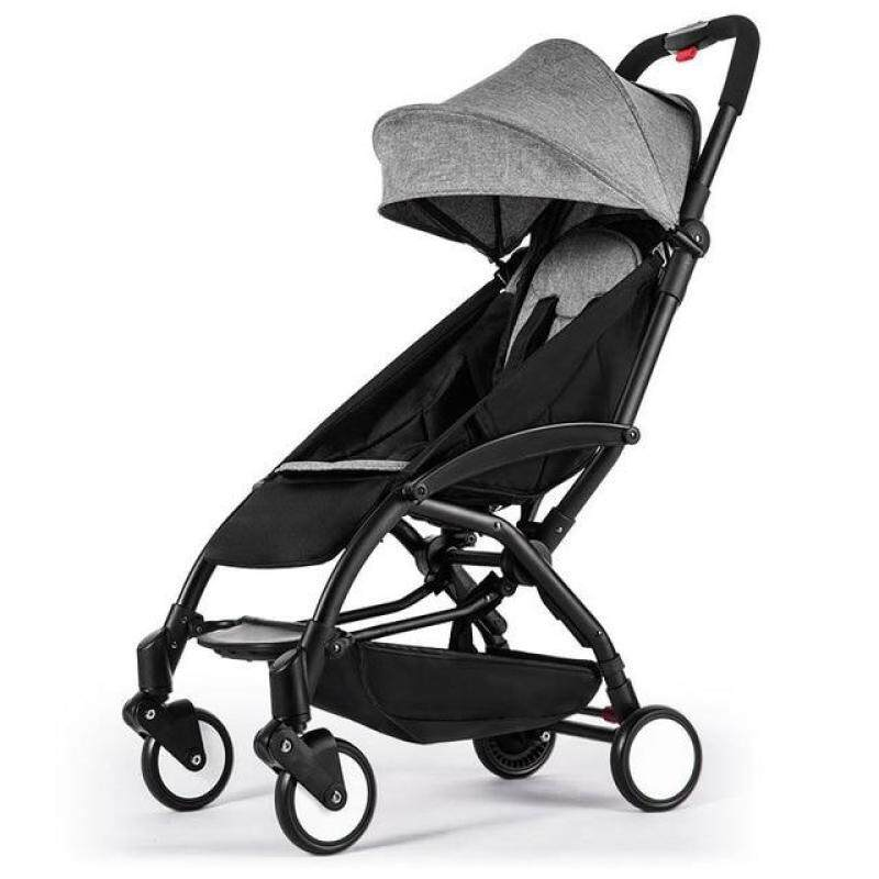 Original yoya lightweight stroller can sit&lie 175 degree folding umbrella trolley ultra-light baby car portable on the airplane Singapore