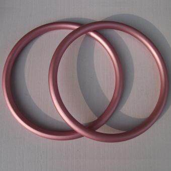 Paling Murah 1 Pair Safe And Tested Aluminum Rings Diy Your Baby