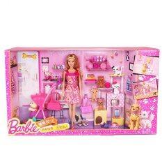 100% Thương Hiệu Barbie Tính Năng Dẫn Búp Bê (Siêu Anh Hùng Công Chúa) mô hình BCF82 Nữ Thời Trang Bộ Trang Phục Thời Trang Búp Bê Barbie Cô Gái Đồ Chơi