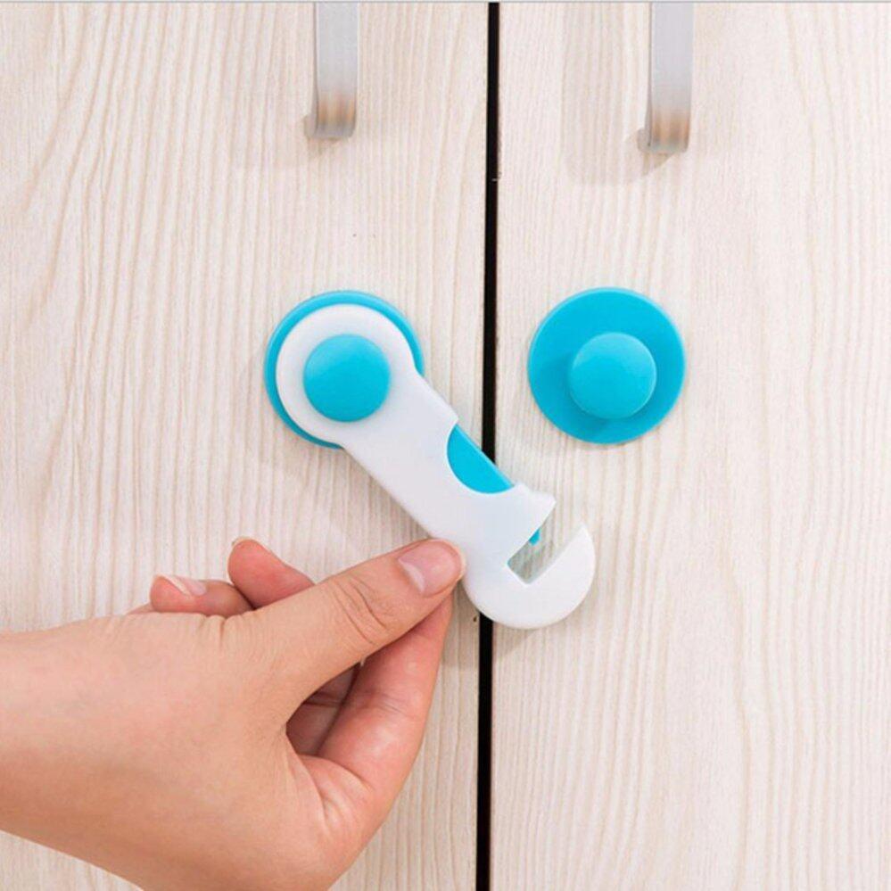Buy Sell Cheapest 10pcs Cupboard Drawer Best Quality Product Deals Pengaman Laci Lemari Pintu Kulkas Baby Safety Lock Belt 10 Pcs Bayi Plastik Mengunci Perlindungan Anak Untuk Keselamatan
