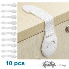 10pcs Baby Kid Child Safety Lock Cabinet Drawer Fridge Cupboard Door [FAST SHIPPING 1-3 days]